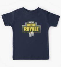 FORTNITE BATTLE ROYALE Tshirt Kids Clothes