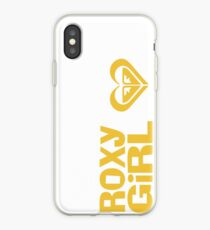 Roxy Girl iPhone Case