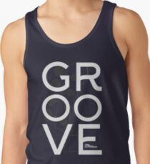 Groove to Bass Players Tank Top