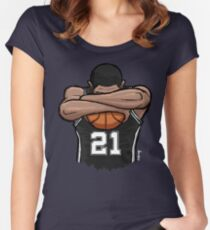 Duncan Women's Fitted Scoop T-Shirt