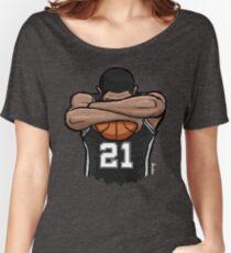 Duncan Women's Relaxed Fit T-Shirt