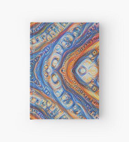 Demicircles #DeepDream Hardcover Journal