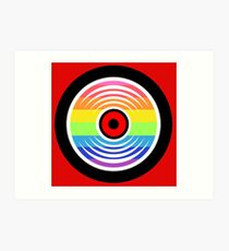Dave Strider Gay Symbol 2: God Damn It John I Was Gay Before I Met You No One Is At Fault Here Art Print
