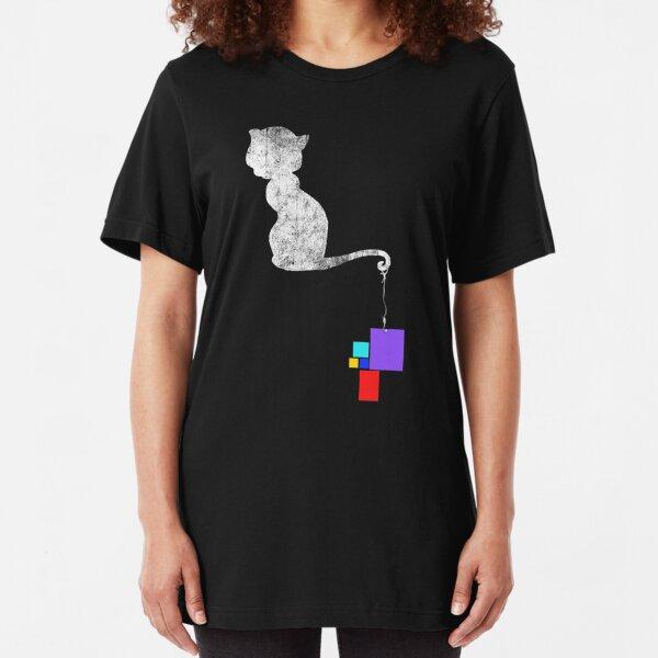Loft Cat Slim Fit T-Shirt