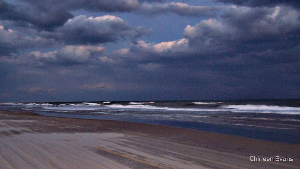 Beach Sky by Chirleen Evans