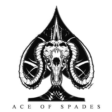 Royal blood- ace of spades by jessW98
