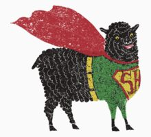 Superhero  Sheep
