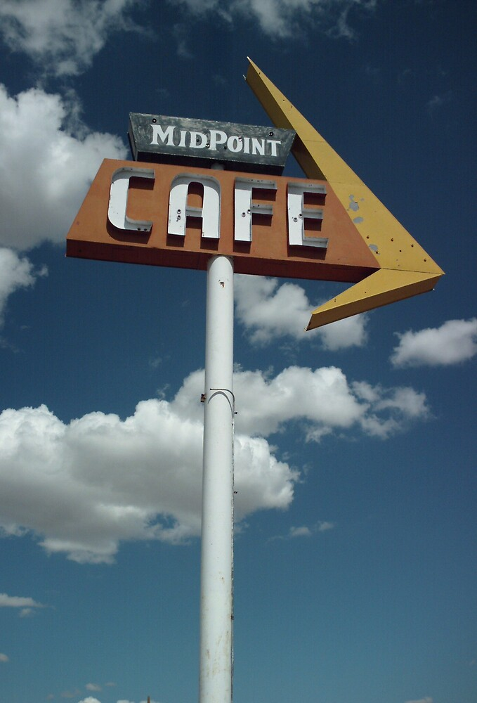 Midpoint Cafe by Paul Butler