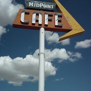 Midpoint Cafe by spiritofroute66