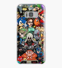 Video Game History Samsung Galaxy Case/Skin