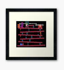 Ridley Kong Framed Print