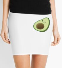 An Avocado... Mini Skirt