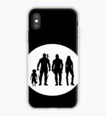 Vinilo o funda para iPhone Guardianes de la Galaxia peter quill y amigos