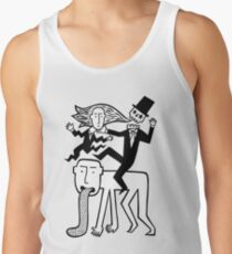 A hell of a ride Men's Tank Top