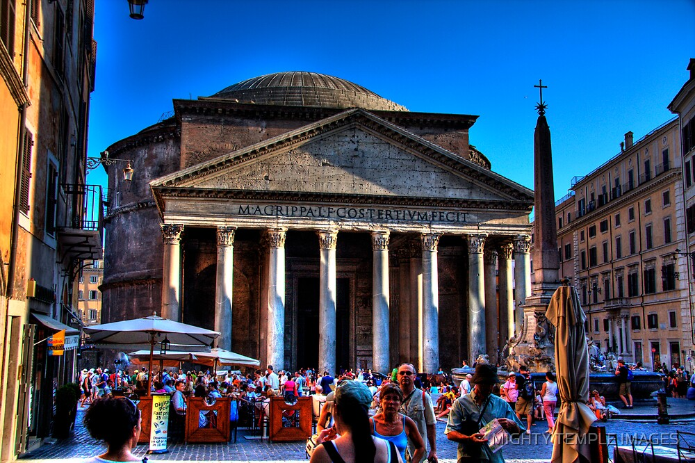 PANTHEON by MIGHTY TEMPLE IMAGES