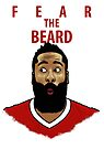 Fear the Beard by bigbrawlerbrand
