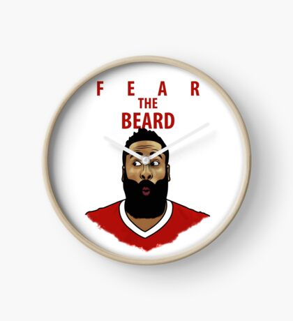 Fear the Beard Clock