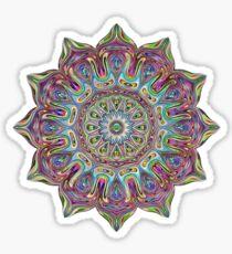 Optical Illusion #4 Sticker