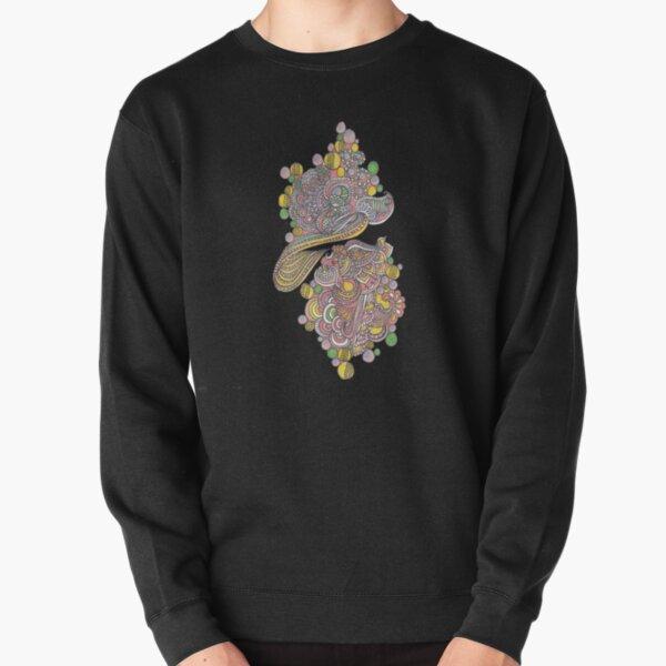 Circles Pullover Sweatshirt