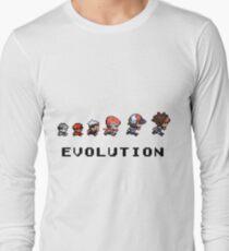 The Evolution of Pokemon Long Sleeve T-Shirt