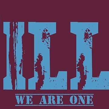 Aston Villa by inkstyl