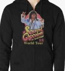 World Tour Zipped Hoodie