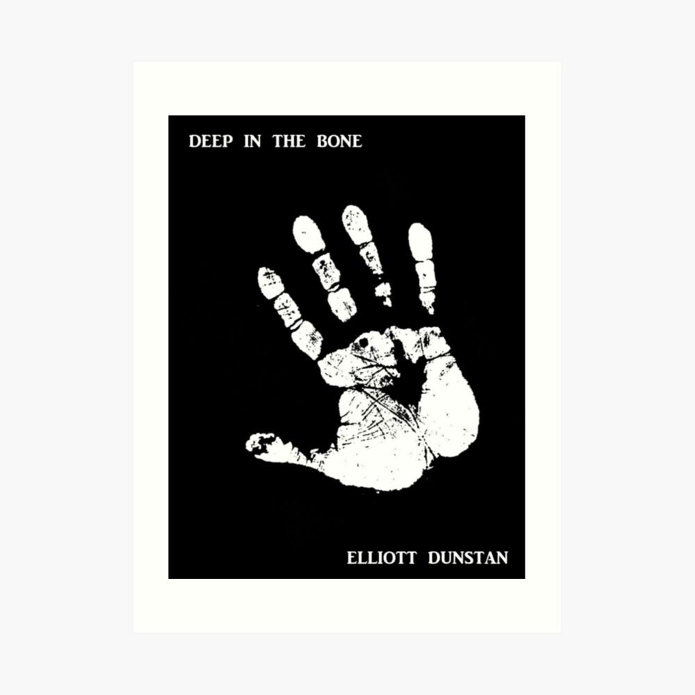 Deep in the Bone - Cover Image Art Print