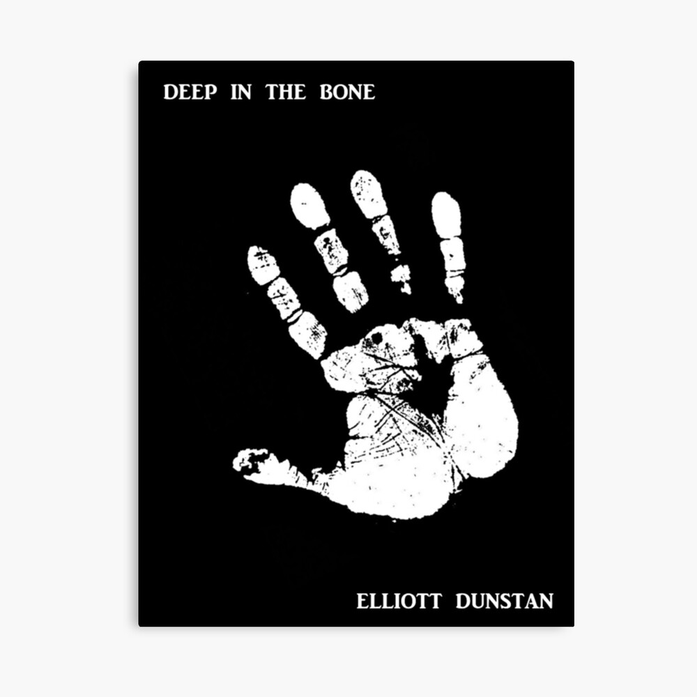 Deep in the Bone - Cover Image Canvas Print
