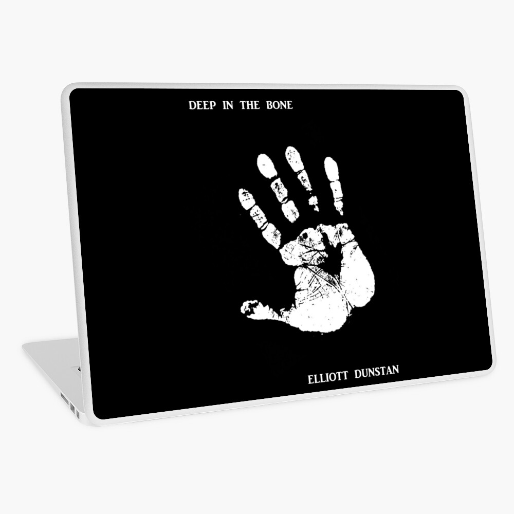 Deep in the Bone - Cover Image Laptop Skin