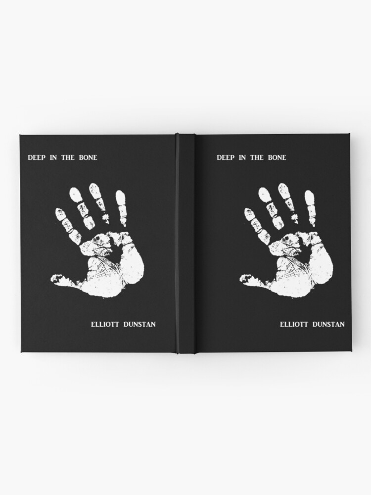 Alternate view of Deep in the Bone - Cover Image Hardcover Journal