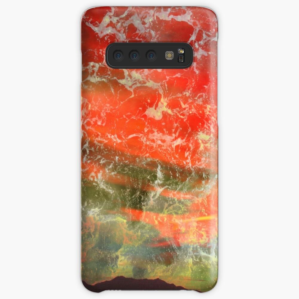 Phoenix Twilight Case & Skin for Samsung Galaxy