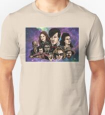 11th Dr. Who  Unisex T-Shirt