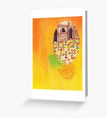 Haveli Greeting Card