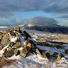 Blencathra from Hart Side  by RoystonVasey