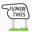 Fawlty Towers the Flowery Twats by b8wsa