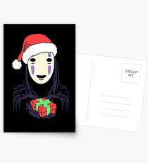 Kaonashi's Trap! Postcards