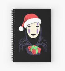 Kaonashi's Trap! Spiral Notebook