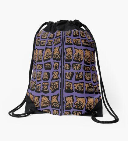 UV100 COTY 2018 Drawstring Bag