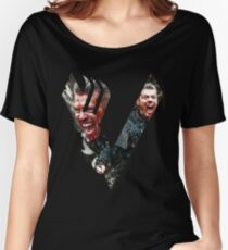 Camiseta ancha para mujer Ivar the Boneless