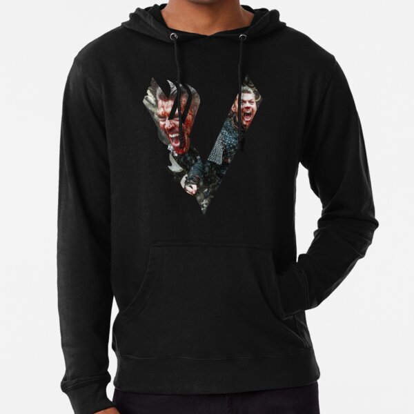 Ivar the Boneless Lightweight Hoodie