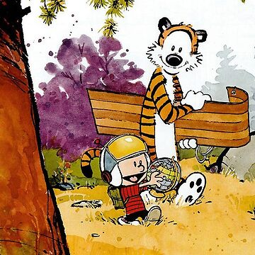 Calvin and Hobbes 7 by AjEstes