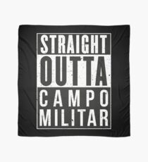 PUBG - Straight Outta Campo Militar Scarf