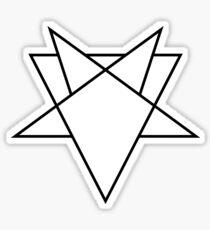 SLVYVLL BLACK Sticker