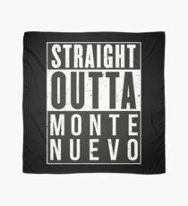 PUBG - Straight Outta Monte Nuevo Scarf