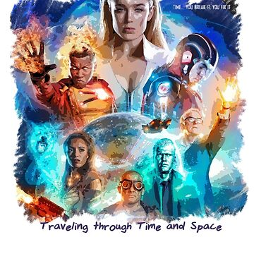 LOT - Traveling Through Time & Space by TheQueenofOz