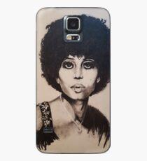 1960's Woman Case/Skin for Samsung Galaxy