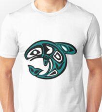Native Salmon T-Shirt