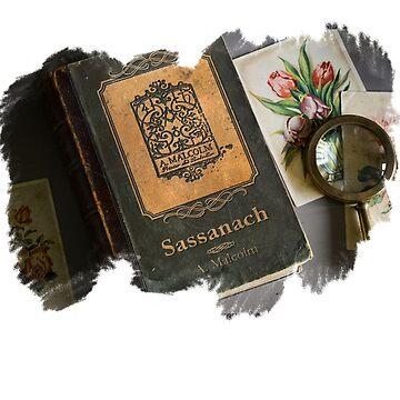 Sassanach  by TheQueenofOz
