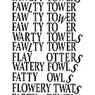 Fawlty Towers - All the openings by b8wsa