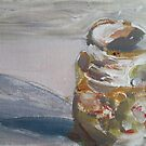 Flower vase by Stefan Maguran